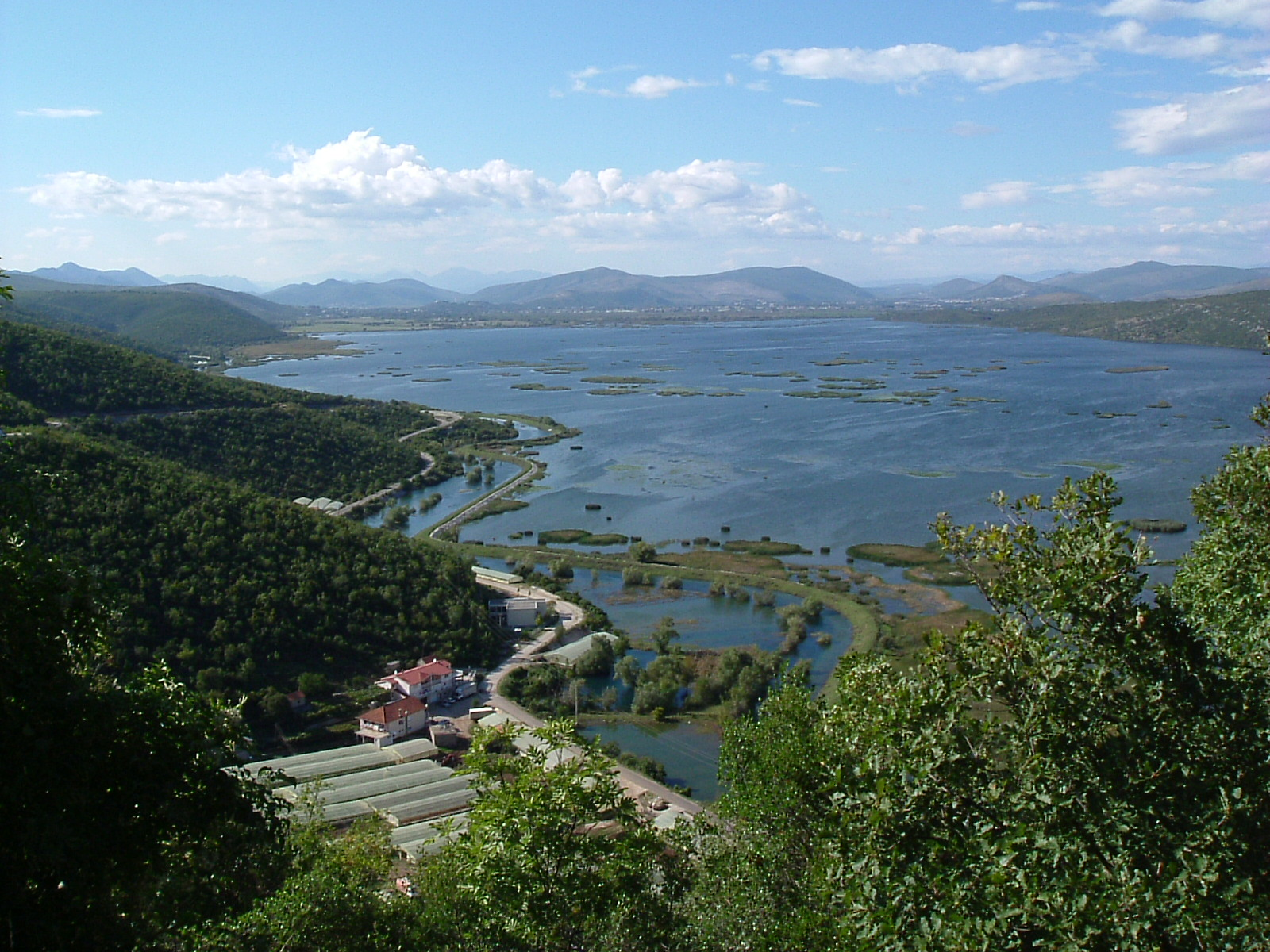 HUTOVO BLATO - BIRD RESERVE - PARK OF NATURE