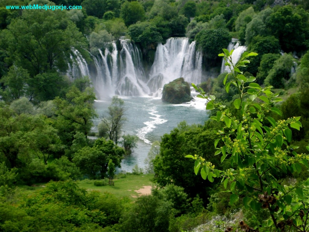 KRAVICE FALL / VODOPADI KRAVICE