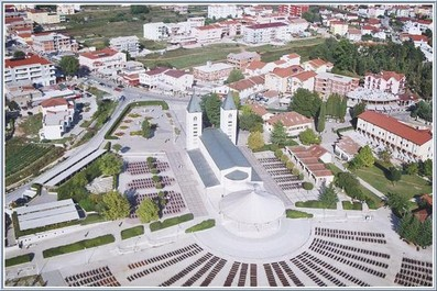 ST.JAMES PARISH CHURCH - MEĐUGORJE - MEDJUGORJE