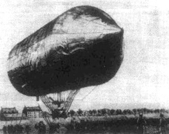 AIRSHIP - DAVID SCHWARZ  (DECEMBER 20, 1852,KESZTHELY, HUNGARY – JANUARY 13, 1897, VIENNA)  OCCUPATION     INVENTOR KNOWN FOR:    CREATED THE FIRST FLYABLE RIGID AIRSHIP