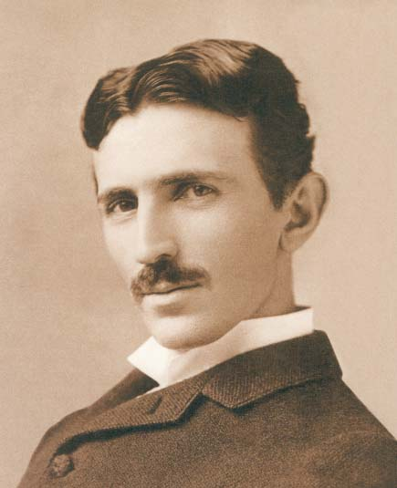 NIKOLA TESLA  BORN 	10 JULY 1856 (1856-07-10) SMILJAN, AUSTRIAN EMPIREA (CROATIAN MILITARY FRONTIER) (TODAY CROATIA) DIED 	7 JANUARY 1943(1943-01-07) (AGED 86) NEW YORK CITY, NEW YORK, USA RESIDENCE 	AUSTRIA-HUNGARYA FRANCE UNITED STATES OF AMERICA CITIZENSHIP 	AUSTRO-HUNGARIANA (1856–1891) AMERICAN (1891–1943) HOMELAND: CROATIAN NATIONALITY 	SERBIAN FIELDS 	MECHANICAL AND ELECTRICAL ENGINEERING INSTITUTIONS 	EDISON MACHINE WORKS TESLA ELECTRIC LIGHT & MANUFACTURING WESTINGHOUSE ELECTRIC & MANUFACTURING CO. NOTABLE AWARDS 	EDISON MEDAL (1916) ELLIOTT CRESSON MEDAL (1893) JOHN SCOTT MEDAL (1934) - NIKOLA TESAL POSTCARD 1890