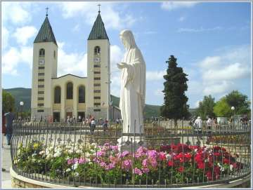News from Medjugorje
