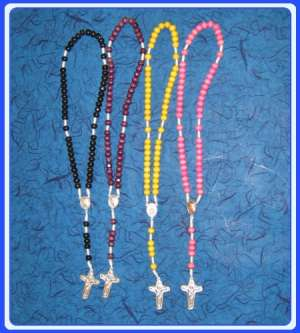 MON200-R11 Rosary of Mary Mother of God (Gospa)