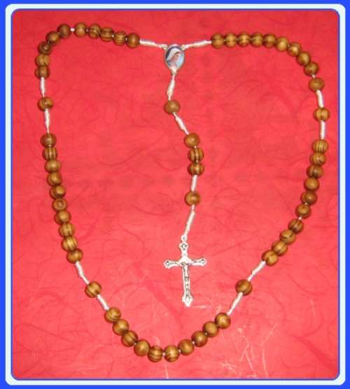 MON250-R37W Rosary of Virgin Mary