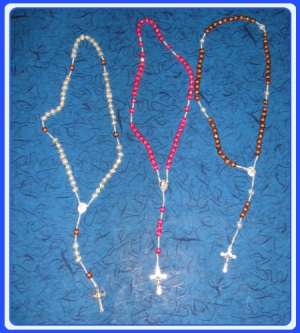 MON250-R30 Our Lady (Gospa) Rosary
